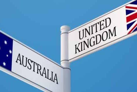 Career Teaching - Australian Flag